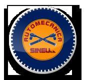 Automecanica Sineu Logo